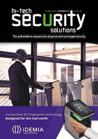 Hi-Tech Security Solutions magazine